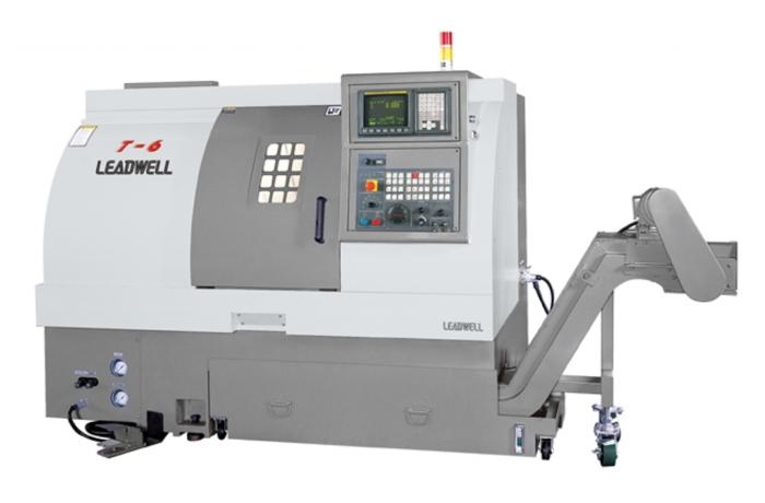 Tornos CNC de Producción con Controladores FANUC